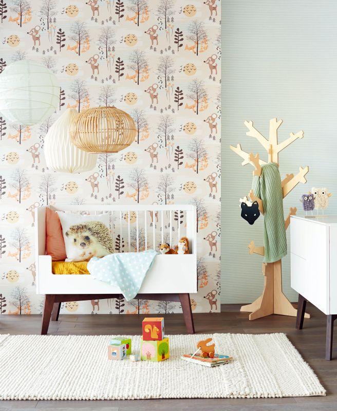 Tapety v dětském pokoji