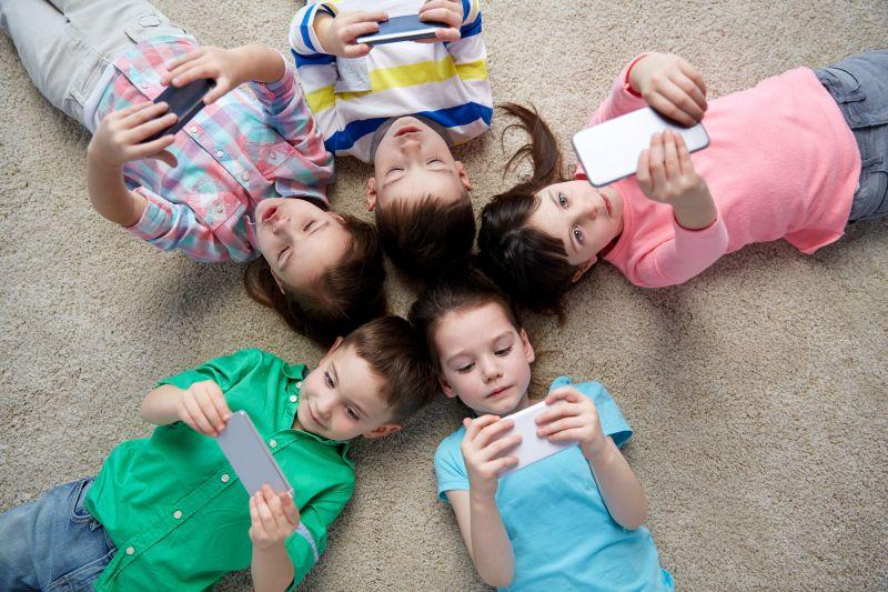 Děti a smartfony
