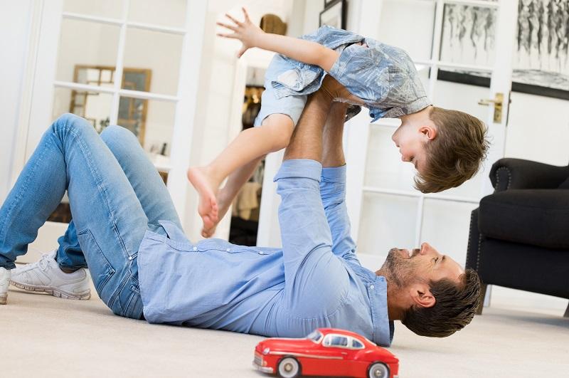 Hračky a rodiče