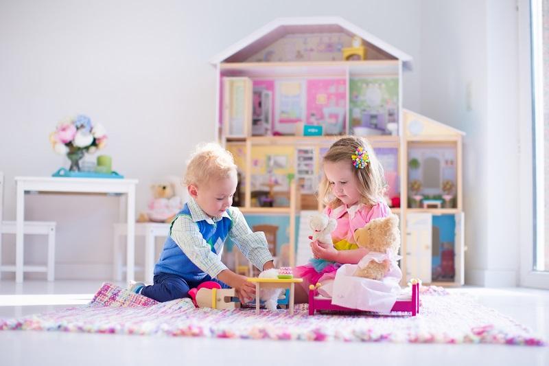 Hračky a dětské hry