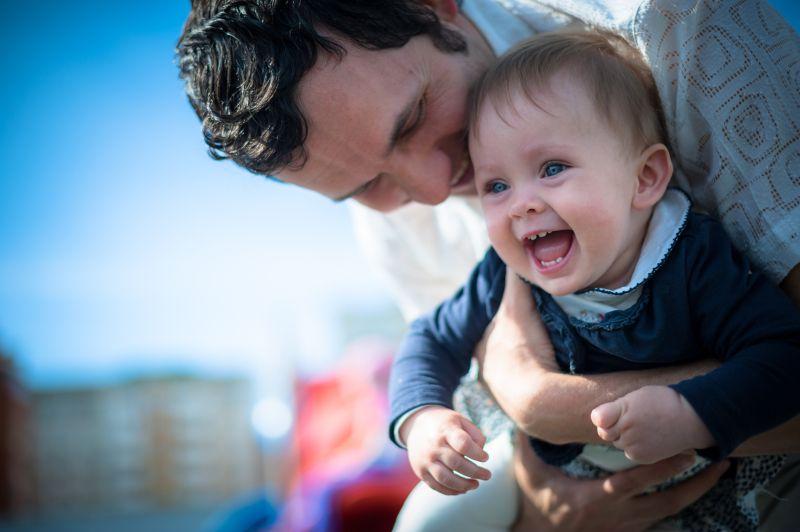 Dětské hry a tatíněk
