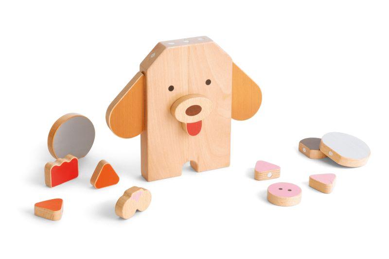 Dřevěné hračky SUSHA