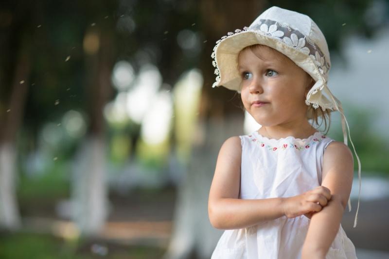 Svědivá pokožka u dětí